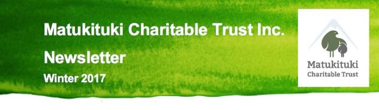 Matukituki charitable trust news 888