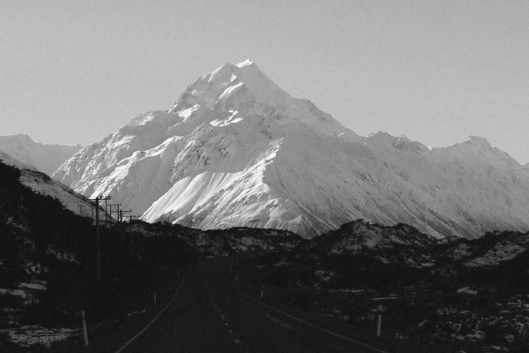 Mt Cook Aoraki