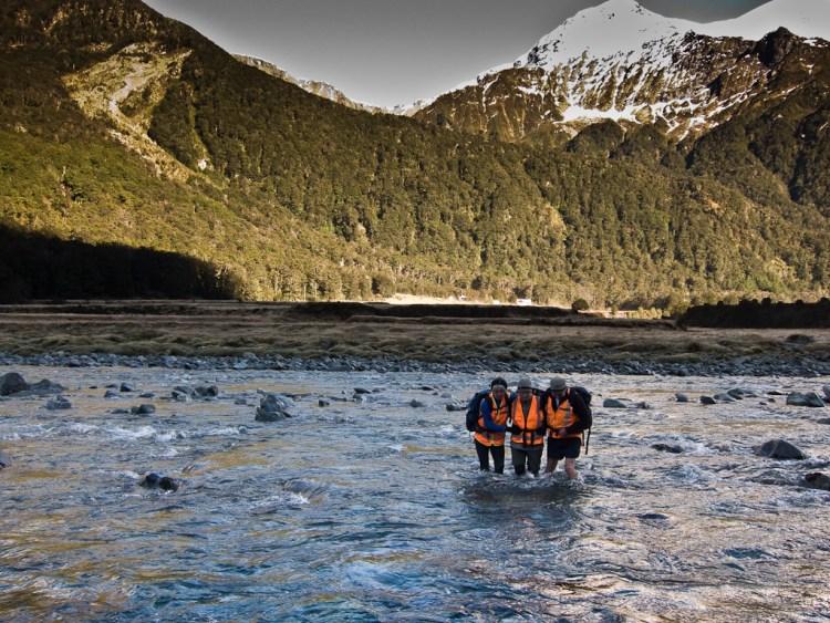 River Crossing, NZ