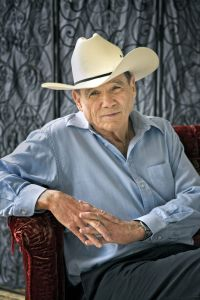 Meet James Lee Burke, Author of The Glass Rainbow