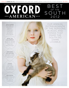 August Read of the Month: The Oxford American's Best of the South 2012 Issue