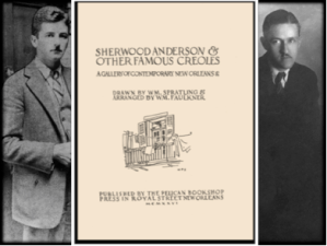 Auction Announcement: William Spratling and William Faulkner, Sherwood Anderson and Other Famous Creoles: A Gallery of Contemporary New Orleans