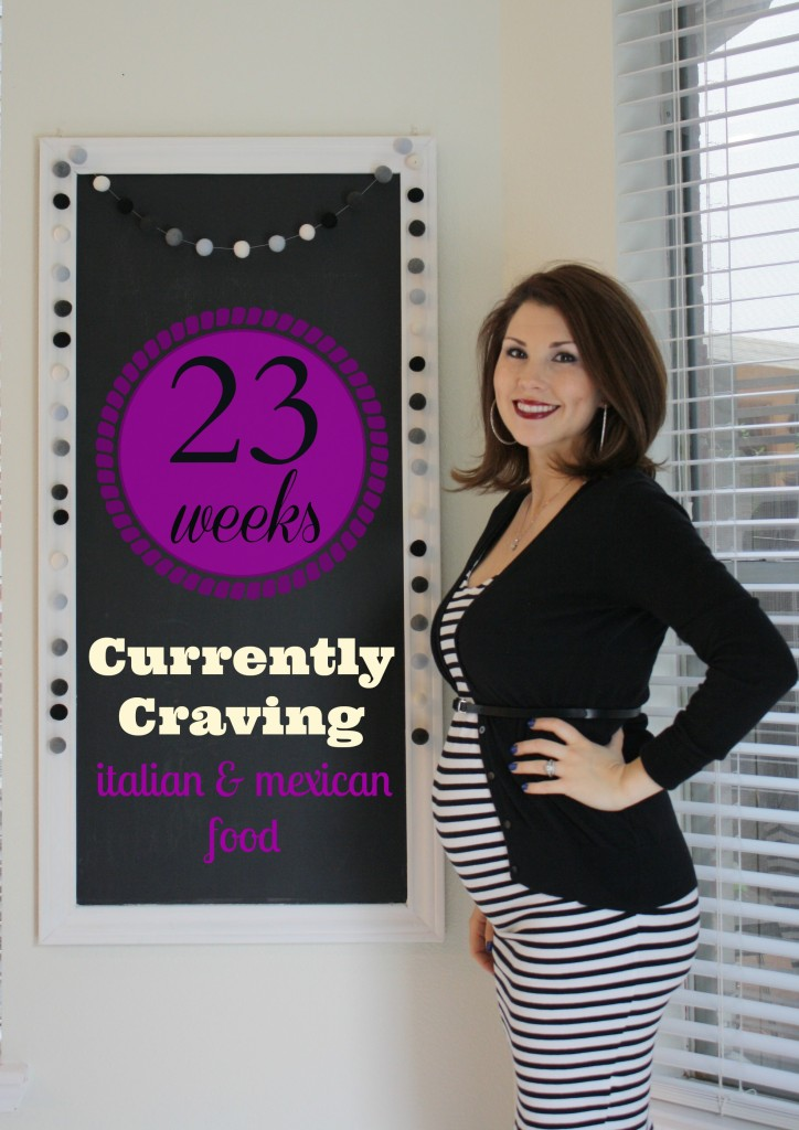 23 weeks Southern Made Blog