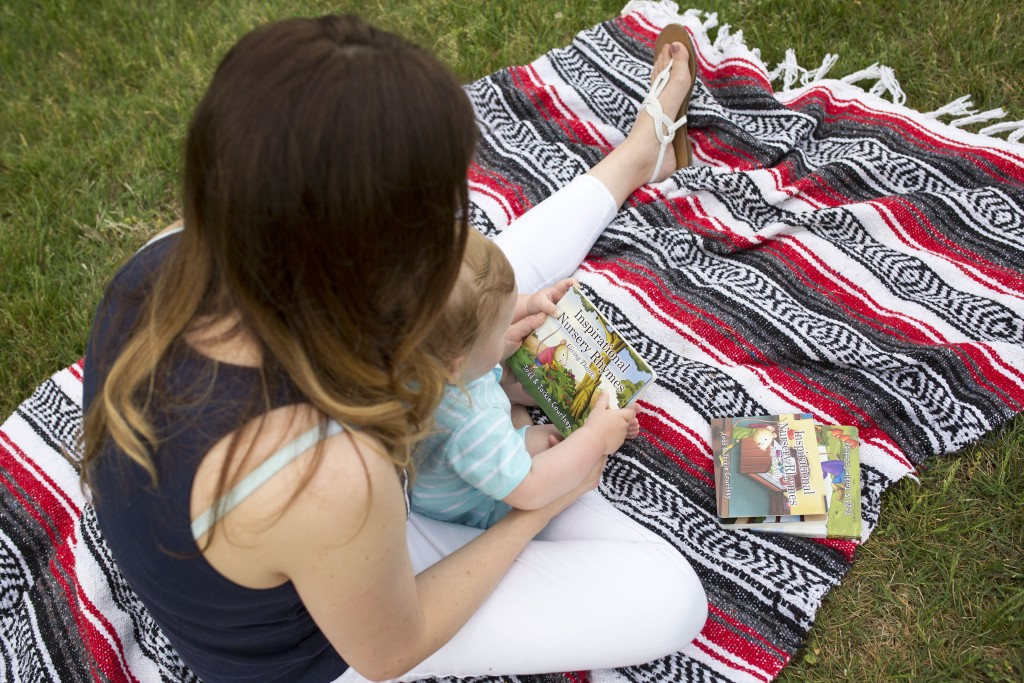 These are some of our top summer reading favorites for the kids. They're great in helping encourage manners and giving thanks and teaching responsibility! Anything to help make parenting a little easier, I'm all about and we love these books!