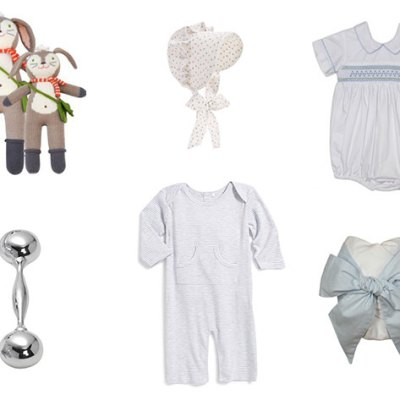 Sweetest Gift Ideas For A New Baby