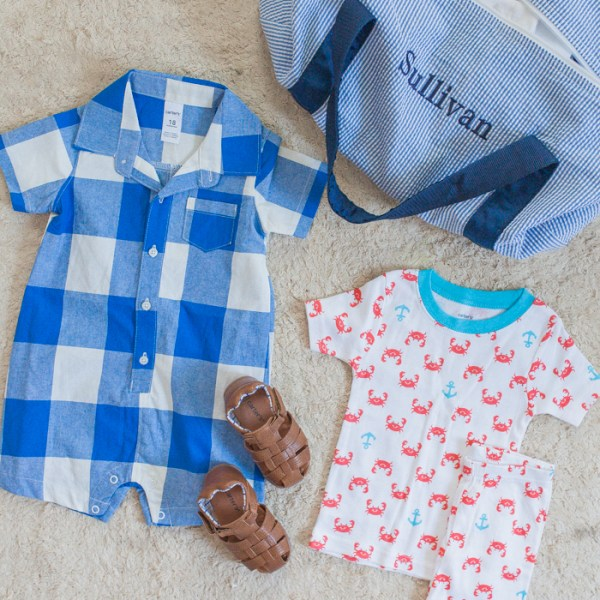 5 Tips for Vacationing With Kids from Brittany at SouthernMamaGuide.com || Packing for Kids || How to pack Kids for vacation || Spring Road trips || Traveling With Toddlers || Traveling with Infants || Traveling with kids by yourself