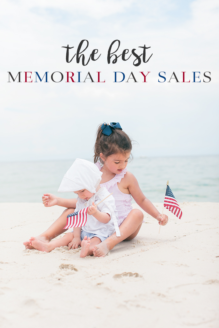 Best Memorial Day Sales by Britt from Southern Mama Guide || Nordstrom Half Yearly Sale || West Elm || Serena and Lily || J Crew || Pottery Barn Kids || Anthropologie || Layla Grace || Saks with avenue ||