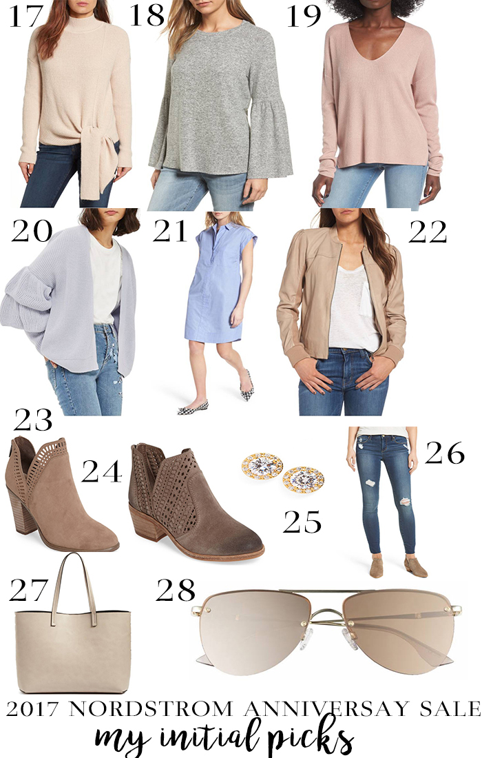 Nordstrom Anniversary Sale | My Top Picks
