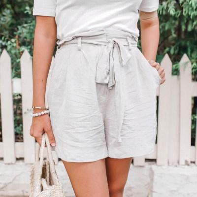 Favorite Paper Bag Shorts
