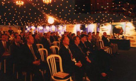 to create a corporate presentation venue!