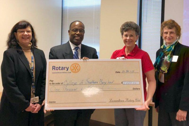 Rotary-Donation