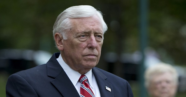 Steny-Hoyer-Democrat-Majority-Leader