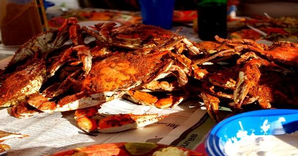 crab-feast