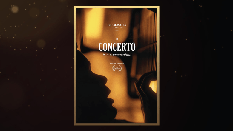 Best Short Documentary- A Concerto In Conversation