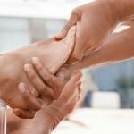 plantar fasciitis foot massage