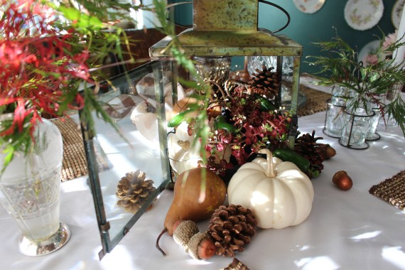 Budget Friendly DIY Fall Decor Centerpiece