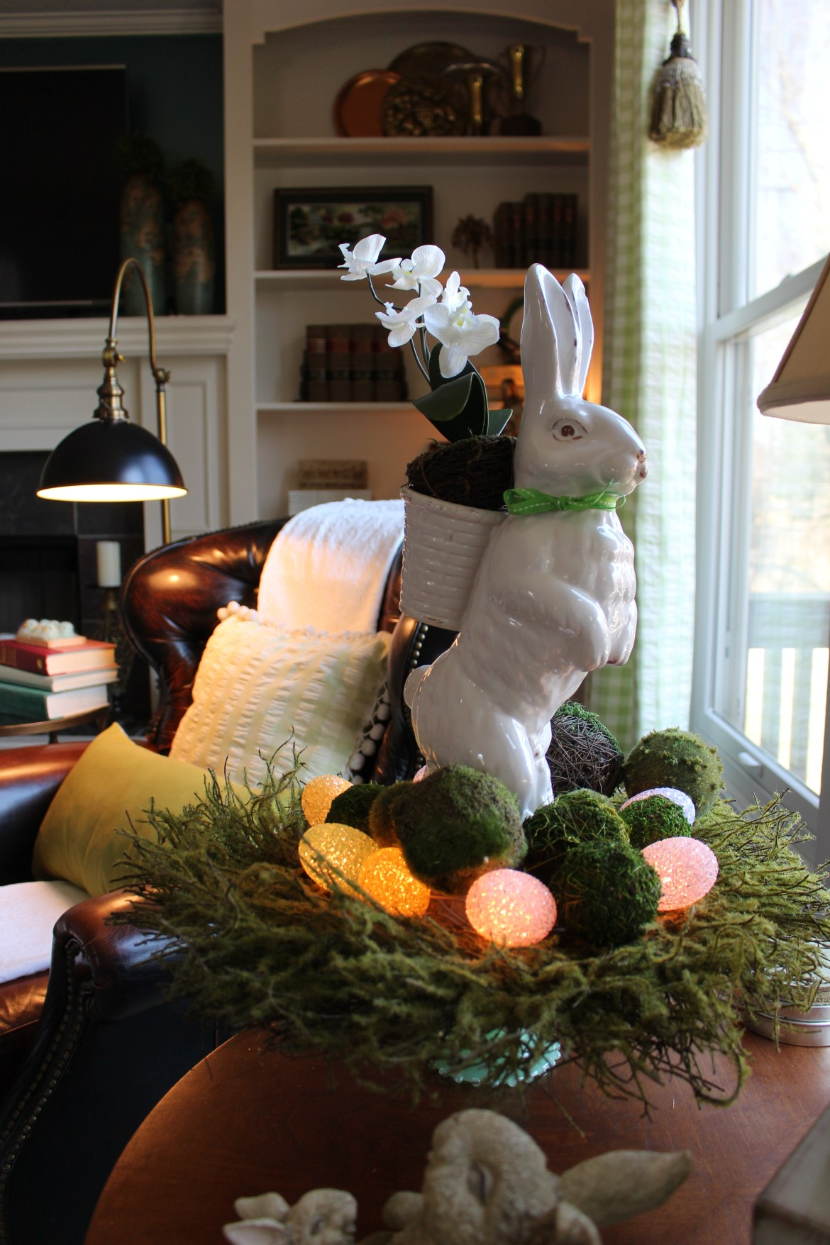 Quick and Easy Easter Decor