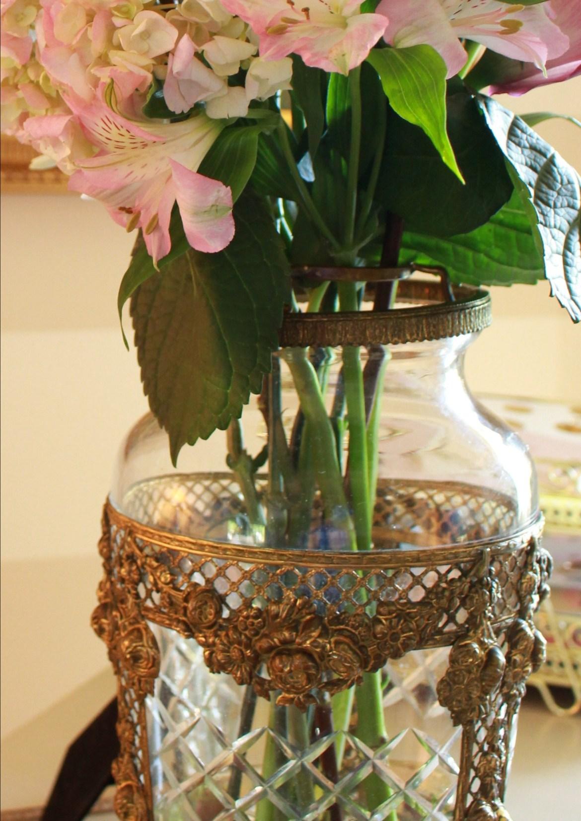 Antique French Vase