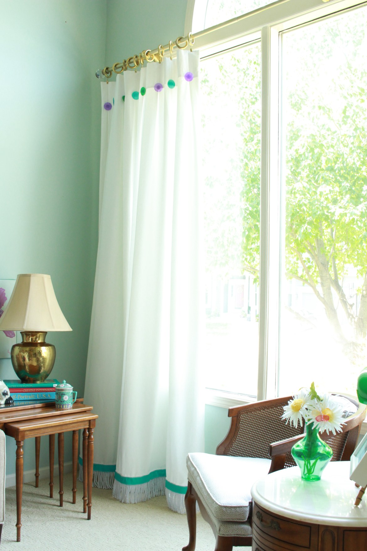 How to Customize Ready Made Drapes