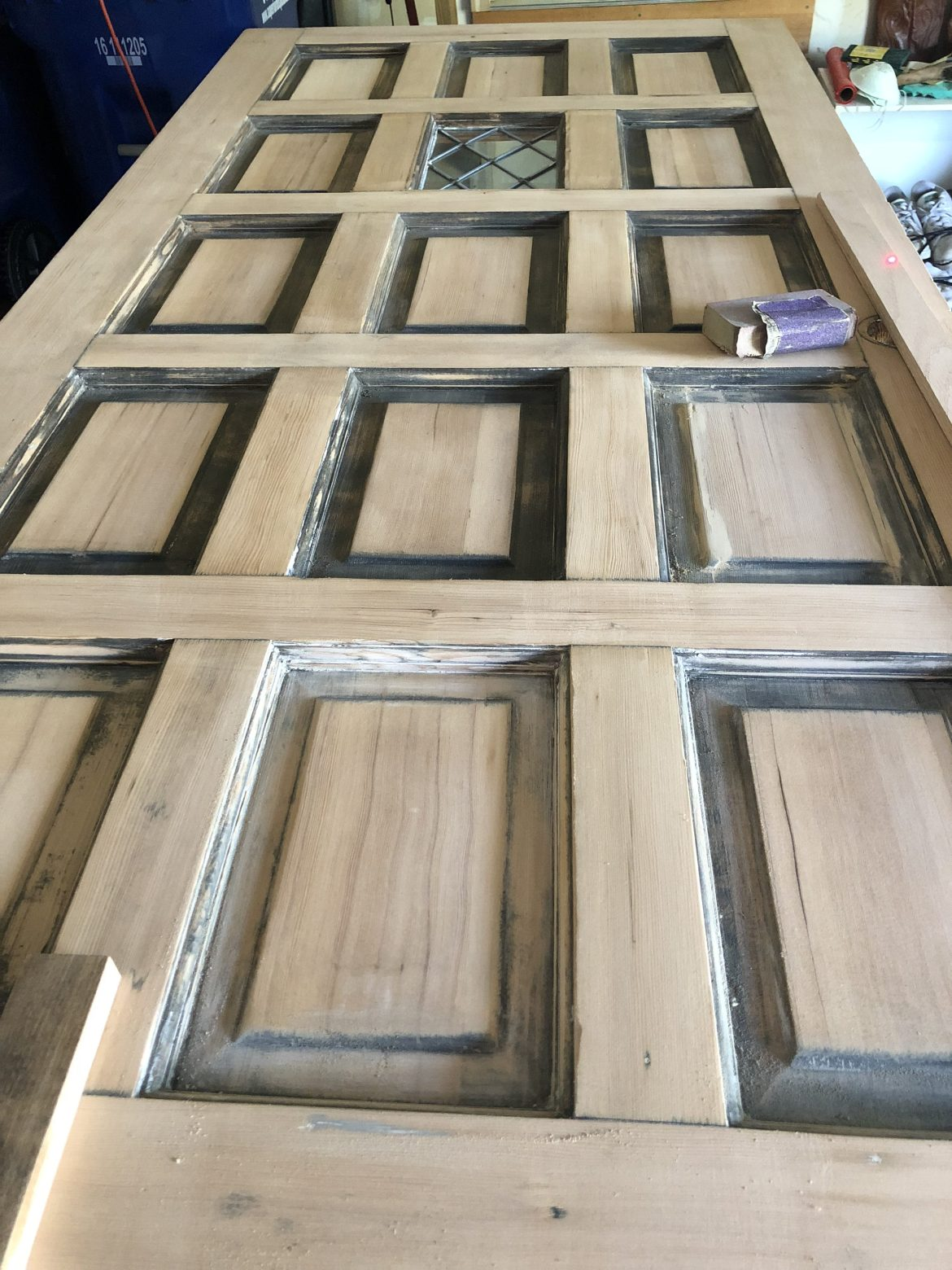 You can Refinish an Antique Door