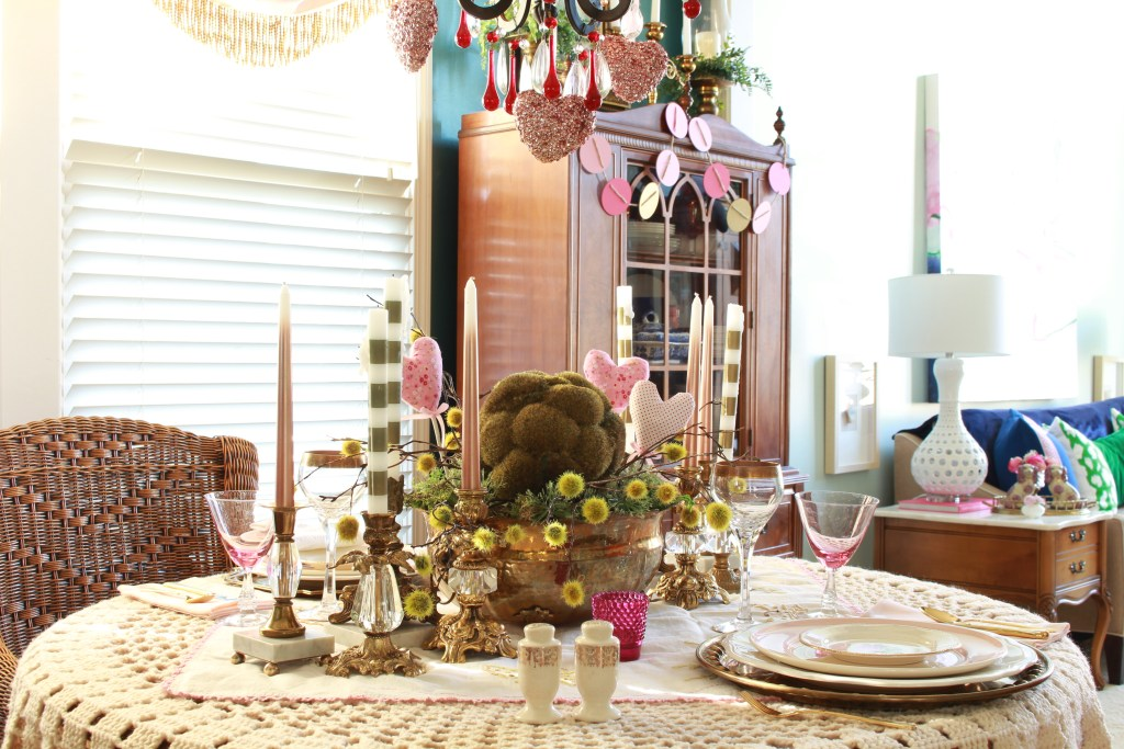 Easy DIY Valentine's Day Decor Ideas