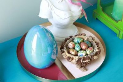 Decorate with Easter Eggs