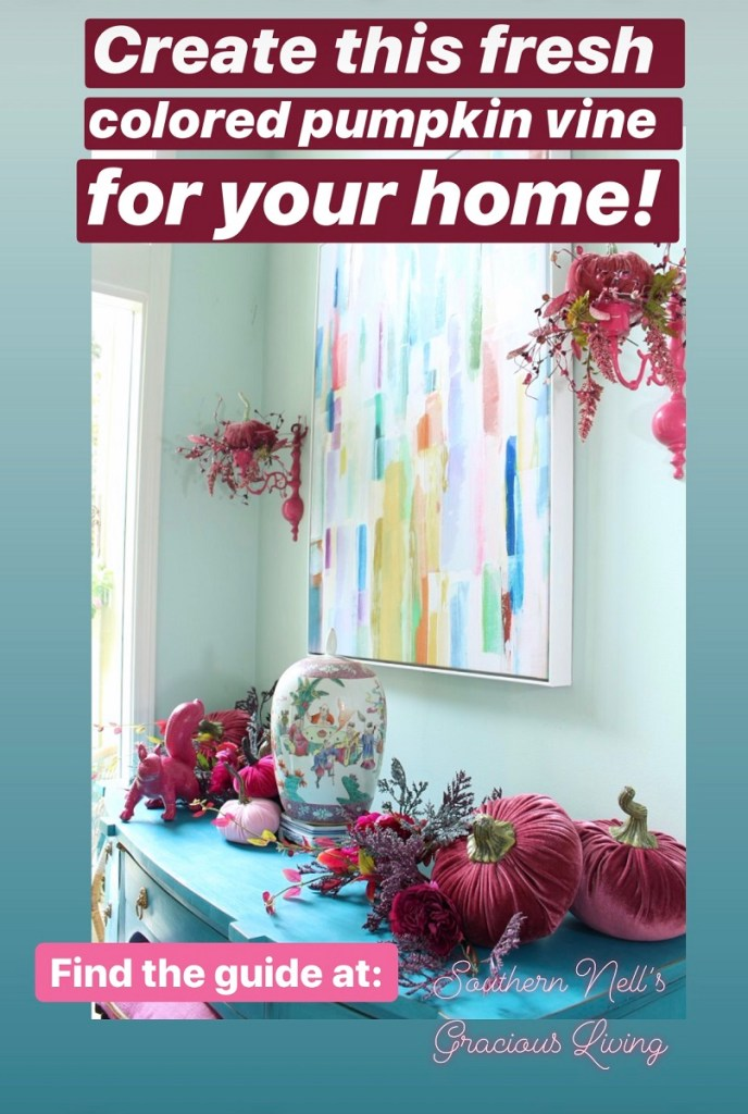 Fresh New Fall Color Ideas for the Home