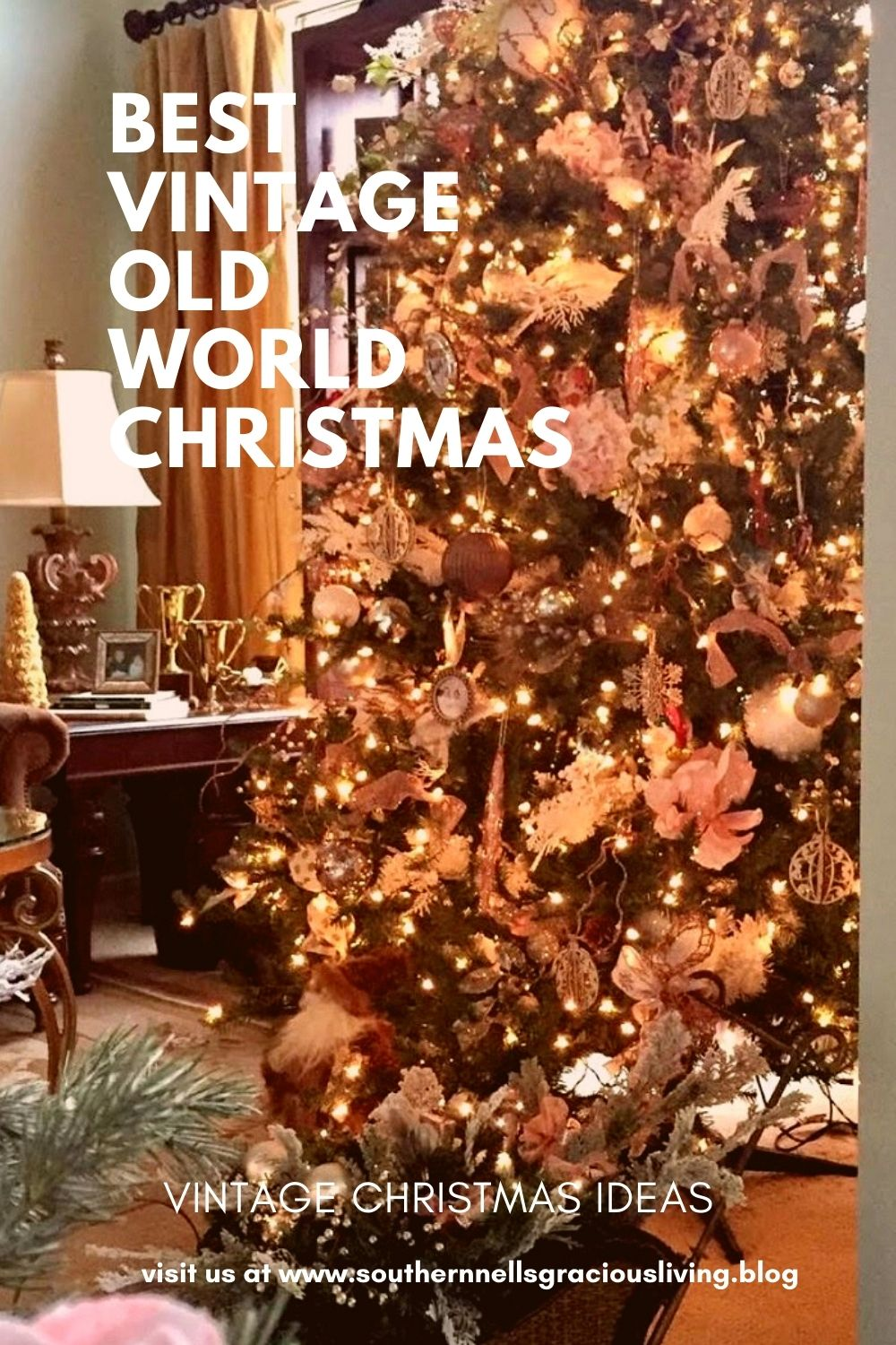 Ideas for Vintage Christmas