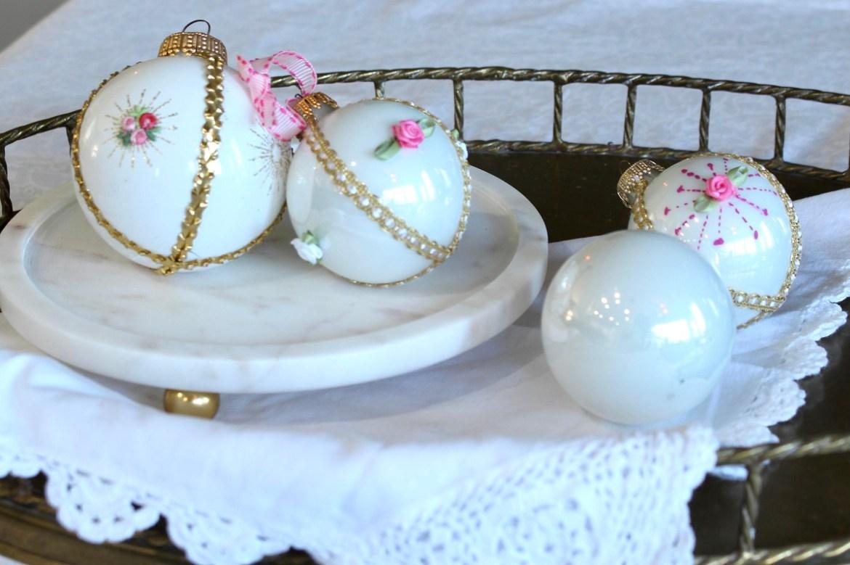 Shabby Chic Christmas Decor Ideas