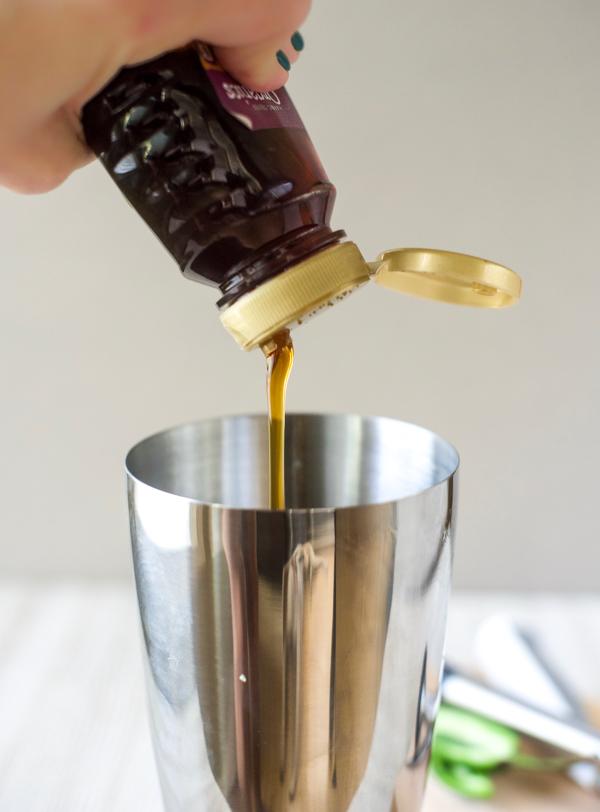 skinny lime margaritas
