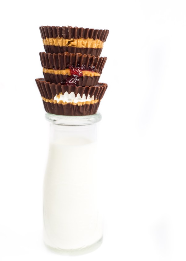 Copycat Reese's Peanut Butter Cups -3 ways