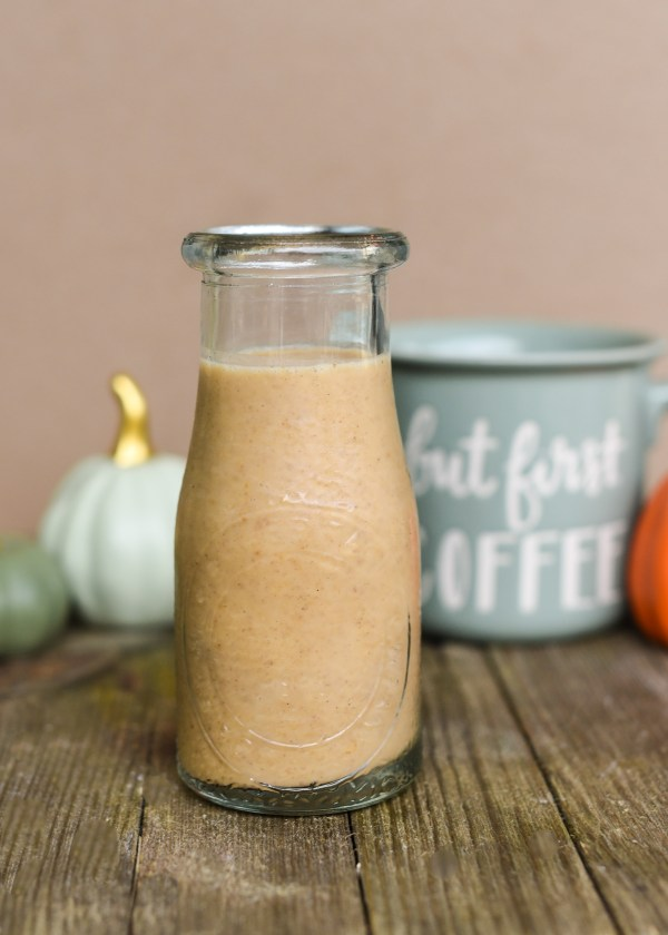 Non-Dairy Pumpkin Spice Coffee Creamer