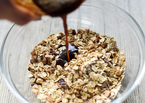 Gluten Free Almond & Pecan Granola