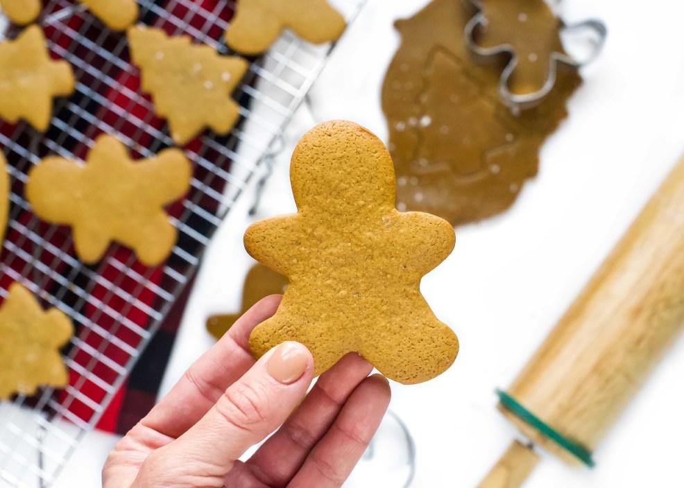 GF Ginger Bread Cookies