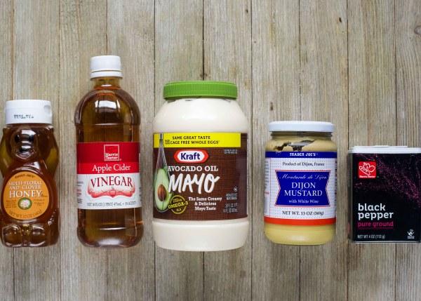 Skinny Honey Mustard