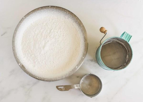 Classic Vanilla Buttercream Icing
