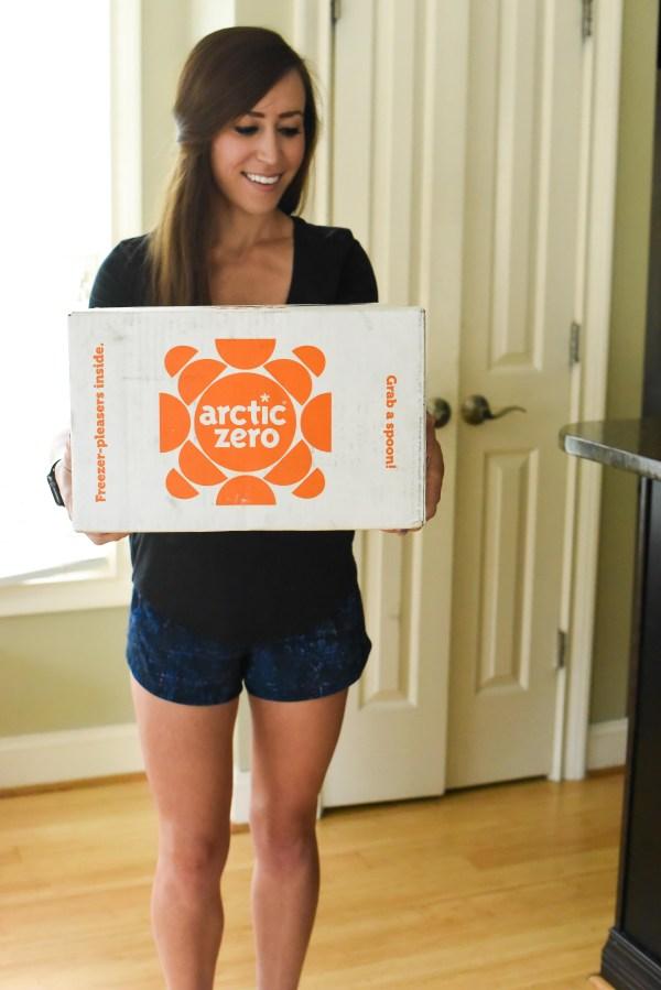 Arctic Zero New Light Ice Cream Review