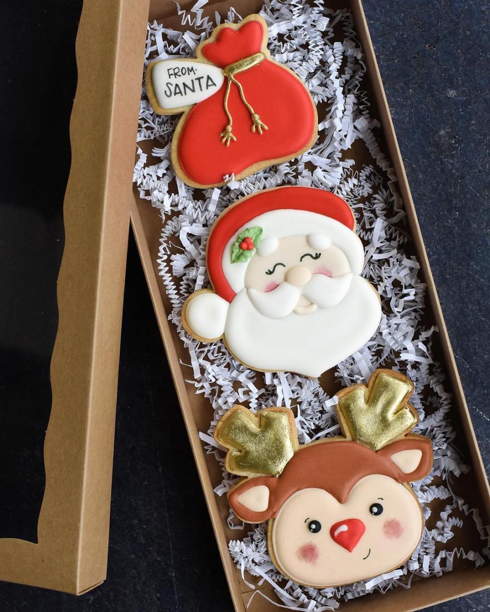 santa + helpers