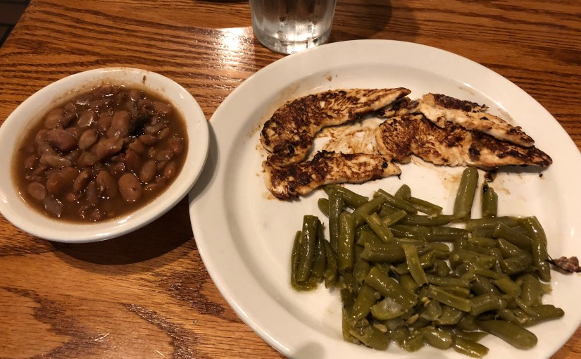 Southern Eating: Tips for eating out with diabetes
