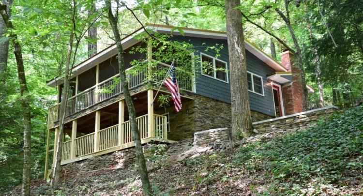 Long Mountain Lodge in Dahlonega, GA