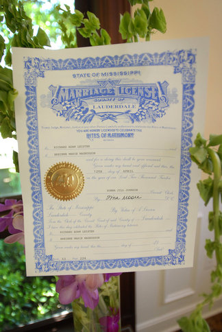 how to apply for a mississippi marriage license — southern