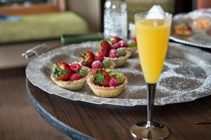 bridal breakfast
