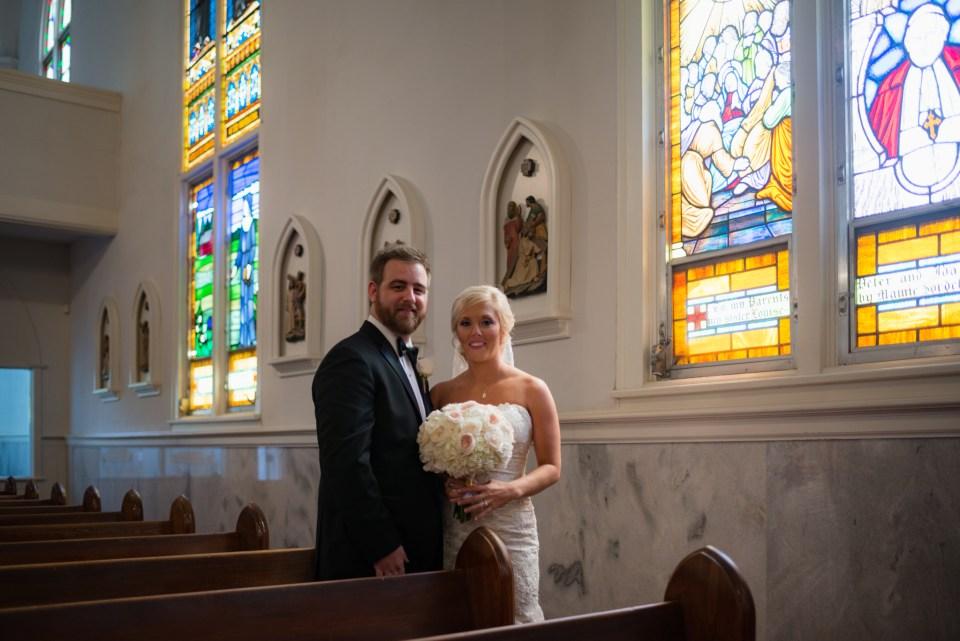 st-patrick-catholic-church-wedding-meridian-ms