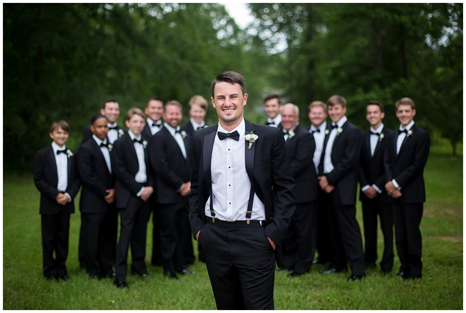 Meridian Mississippi Wedding
