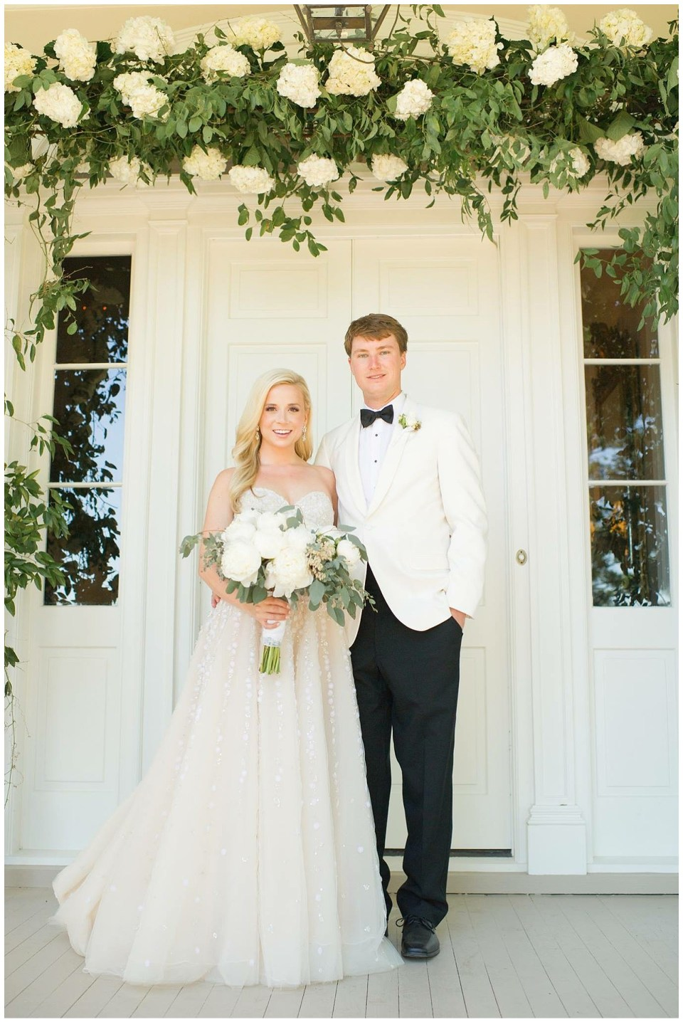 Beautiful Home Wedding In Meridian Mississippi By Spindle