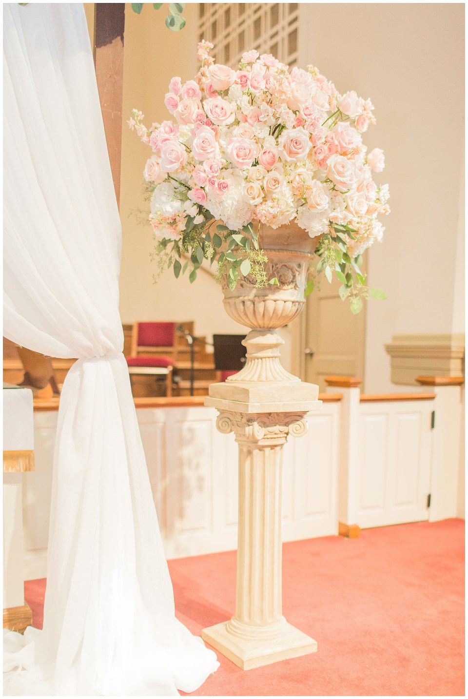 Philadelphia Mississippi Home Wedding