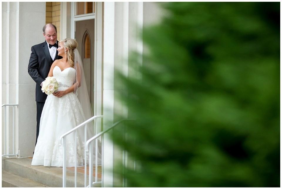 Highland Baptist Church + Northwood Country Club Wedding