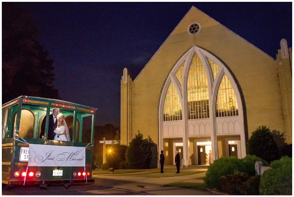 Highland Baptist Church + Northwood Country Club Wedding