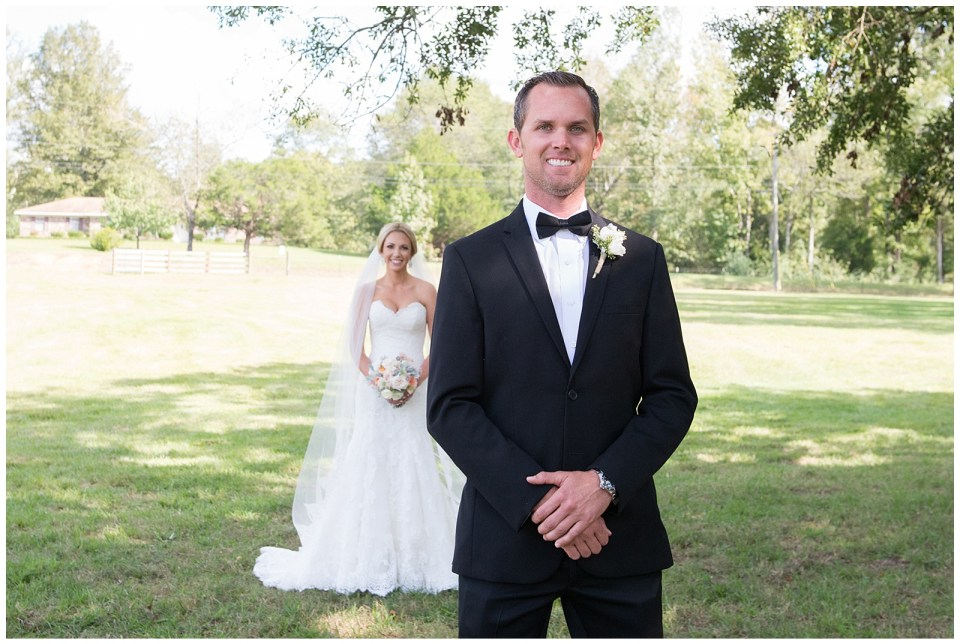Mississippi Outdoor Wedding