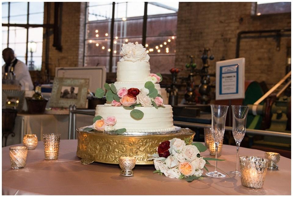 Soule Steam Feed Works Wedding